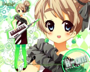 Rating: Safe Score: 13 Tags: e-nya k-on! kotobuki_tsumugi pantyhose wallpaper User: charunetra