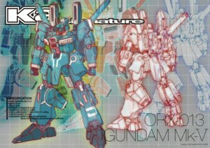 Rating: Safe Score: 3 Tags: crease gundam gundam_sentinel katoki_hajime mecha User: Rid