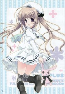 Rating: Safe Score: 35 Tags: dress frill_frill morinaga_korune thighhighs User: syaoran-kun