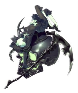 Rating: Safe Score: 34 Tags: black_rock_shooter dead_master mckeee vocaloid User: hobbito