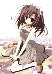 Rating: Safe Score: 42 Tags: dress ebiten inugami_kira todayama_izumiko User: crim