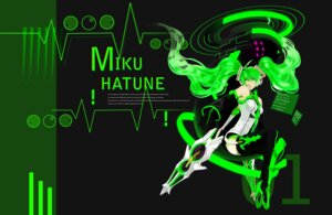 Rating: Safe Score: 9 Tags: hatsune_miku pochiharu vocaloid wallpaper User: MadMan