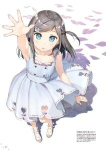 Rating: Safe Score: 37 Tags: dress hentai_ouji_to_warawanai_neko kantoku see_through skirt_lift tsutsukakushi_tsukiko User: Twinsenzw