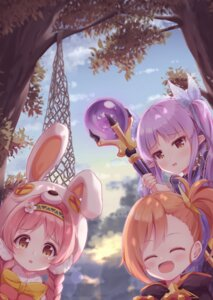 Rating: Safe Score: 17 Tags: akane_mimi animal_ears bunny_ears hikawa_kyouka hodaka_misogi pointy_ears princess_connect!_re:dive tokenbox weapon User: Mr_GT
