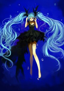 Rating: Safe Score: 20 Tags: cleavage dress hatsune_miku shinkai_shoujo_(vocaloid) tagme vocaloid User: charunetra