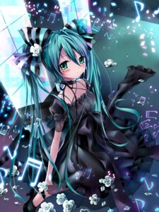 Rating: Safe Score: 31 Tags: bobo dress hatsune_miku vocaloid User: Fuuraiken
