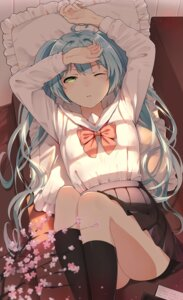 Rating: Safe Score: 62 Tags: hatsune_miku seifuku tagme vocaloid User: hiroimo2