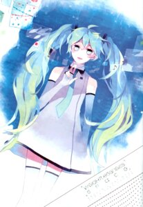 Rating: Safe Score: 4 Tags: hatsune_miku ky692 vocaloid User: Radioactive