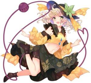 Rating: Safe Score: 4 Tags: komeiji_koishi sweetroad touhou User: BattlequeenYume