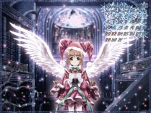 Rating: Safe Score: 11 Tags: calendar card_captor_sakura kinomoto_sakura moonknives wallpaper User: MugiMugi