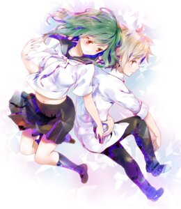 Rating: Questionable Score: 26 Tags: chikaya_(goma_usagi) kagerou_project kano_shuuya kido_tsubomi User: KazukiNanako