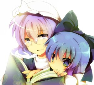 Rating: Safe Score: 6 Tags: cirno letty_whiterock rarami touhou User: Radioactive