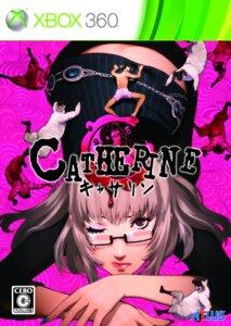 Rating: Safe Score: 14 Tags: catherine_(game) disc_cover katherine_mcbride soejima_shigenori vincent_brooks User: kouok