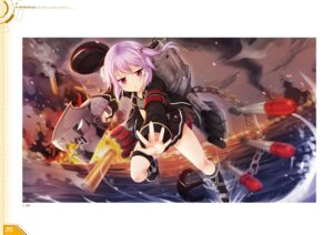 Rating: Safe Score: 14 Tags: azur_lane garter tagme weapon z21_wilhelm_heidkamp_(azur_lane) User: Twinsenzw