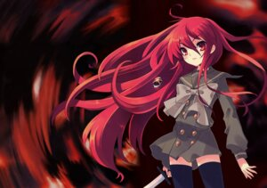 Rating: Safe Score: 17 Tags: ito_noizi seifuku shakugan_no_shana shana thighhighs User: admin2