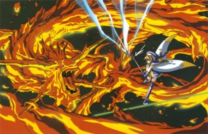 Rating: Safe Score: 4 Tags: card_captor_sakura kinomoto_sakura madhouse weapon User: Omgix