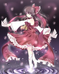 Rating: Safe Score: 21 Tags: hakurei_reimu naruchan touhou User: Manabi