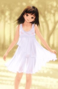 Rating: Explicit Score: 41 Tags: dress loli no_bra see_through summer_dress yuuji User: van