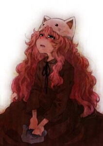 Rating: Safe Score: 8 Tags: animal_ears megurine_luka ringo78 toeto_(vocaloid) vocaloid User: charunetra
