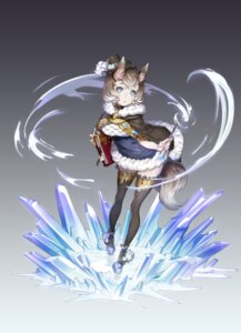Rating: Safe Score: 41 Tags: animal_ears tail thighhighs weapon youcapriccio User: nphuongsun93