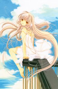 Rating: Safe Score: 13 Tags: chii chobits clamp User: syaoran-kun