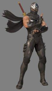 Rating: Safe Score: 4 Tags: bodysuit dead_or_alive dead_or_alive_6 male ninja ninja_gaiden ryu_hayabusa sword weapon User: Yokaiou