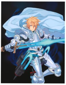 Rating: Safe Score: 13 Tags: armor kaku-san-sei_million_arthur kuroboshi_kouhaku lancelot_(kaku-san-sei_million_arthur) male sword User: Radioactive