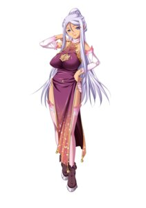 Rating: Questionable Score: 22 Tags: baseson chinadress cleavage koihime_musou stockings thighhighs User: Radioactive