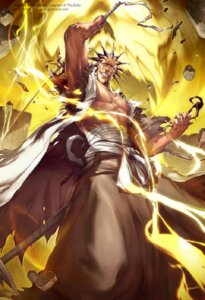 Rating: Safe Score: 15 Tags: bleach eyepatch male sword zaraki_kenpachi User: ardor