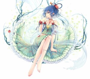 Rating: Safe Score: 64 Tags: dress kaku_seiga kieta touhou User: Mr_GT