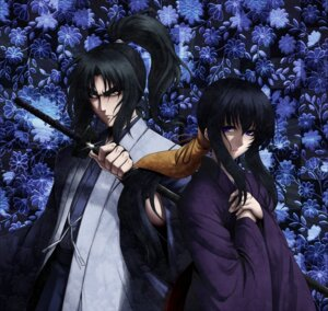 Rating: Safe Score: 6 Tags: basilisk hiroya_juuren iga_oboro japanese_clothes kimono kouga_gennosuke sword User: Radioactive
