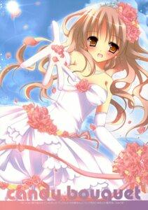 Rating: Safe Score: 22 Tags: coconutbless dress natsuki_coco wedding_dress User: syaoran-kun
