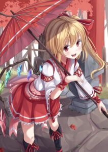 Rating: Safe Score: 55 Tags: flandre_scarlet gurasion touhou wings User: 椎名深夏