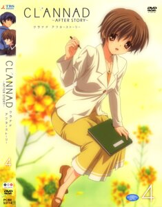 Rating: Safe Score: 6 Tags: clannad clannad_after_story disc_cover ibuki_kouko yoshino_yusuke User: Velen