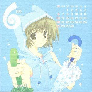 Rating: Safe Score: 5 Tags: calendar mitsumi_misato paper_texture User: Riven
