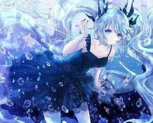 Rating: Safe Score: 64 Tags: alicetype dress hatsune_miku shinkai_shoujo_(vocaloid) summer_dress vocaloid User: tbchyu001