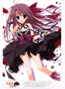 Rating: Safe Score: 77 Tags: dress gothic_lolita inugami_kira lolita_fashion nopan User: crim