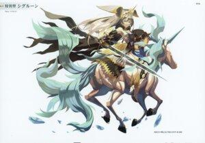 Rating: Safe Score: 7 Tags: armor heels kairisei_million_arthur sword tagme thighhighs vofan wings User: Radioactive