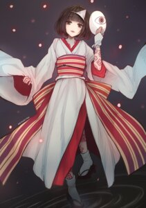Rating: Safe Score: 31 Tags: japanese_clothes kimono mst1ng_(mauralau) nora noragami User: charunetra