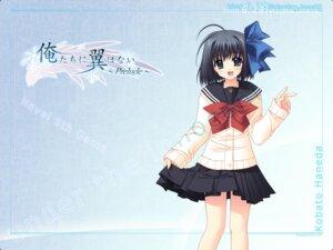 Rating: Safe Score: 8 Tags: haneda_kobato nishimata_aoi oretachi_ni_tsubasa_wa_nai wallpaper User: Davison
