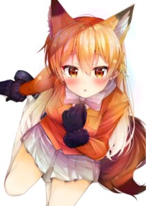 Rating: Safe Score: 55 Tags: animal_ears ezo_red_fox jpeg_artifacts kemono_friends rouka tail User: h2so4cuso4