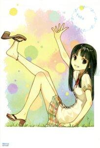 Rating: Safe Score: 47 Tags: feet hanaki_yuka hidari natsuiro_kiseki seifuku User: charunetra