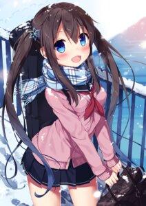Rating: Safe Score: 56 Tags: ezoshika seifuku sweater User: Mr_GT