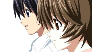 Rating: Safe Score: 4 Tags: elfen_lied kouta vector_trace yuka User: blooregardo