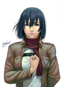 Rating: Safe Score: 9 Tags: lasterk mikasa_ackerman shingeki_no_kyojin User: dyj