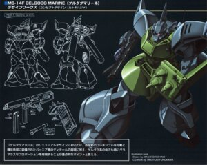 Rating: Safe Score: 6 Tags: gundam gundam_0083 katoki_hajime mecha shino_masanori User: Radioactive