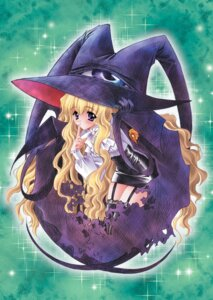 Rating: Safe Score: 13 Tags: carnelian lilith thighhighs witch yami_to_boushi_to_hon_no_tabibito User: Radioactive