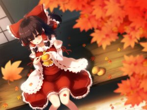 Rating: Safe Score: 25 Tags: hakurei_reimu touhou User: Humanpinka