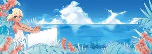 Rating: Safe Score: 25 Tags: elf landscape maze_(gochama_ze_gohan) pointy_ears swimsuits wallpaper User: Brufh