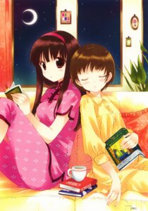 Rating: Safe Score: 15 Tags: pajama sakura_koharu User: petopeto